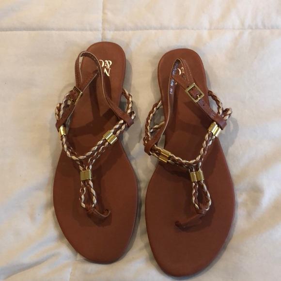 50989199b New York   Company Shoes - NY CO Tan sandals